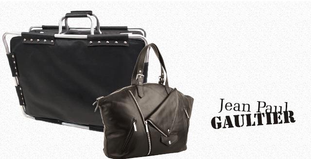ジャンポールゴルチエのバッグ