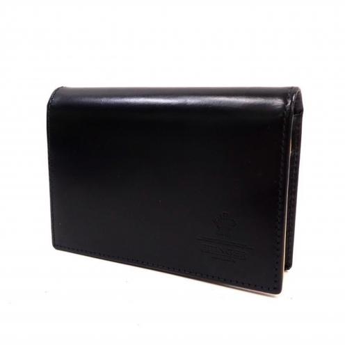 エッティンガー(ETTINGER) 80周年記念モデル 二つ折り財布 レザーミニウォレット