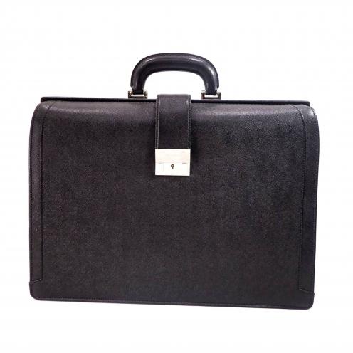 バーバリー(BURBERRY) ダレスバッグ レザーブリーフケース ビジネスバッグ