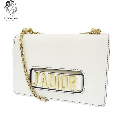 Christian Dior クリスチャンディオール J'ADIOR ジャディオール M9000CVQV チェーンフラップショルダーバッグ