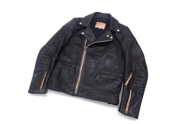 アディクトクローズ ADDICT CLOTHES ホースハイドライダースジャケット