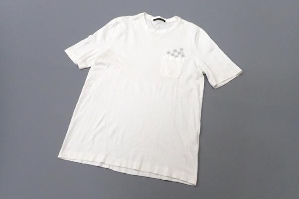 ルイヴィトン(Louis Vuitton) LV ダミエ 半袖Tシャツ