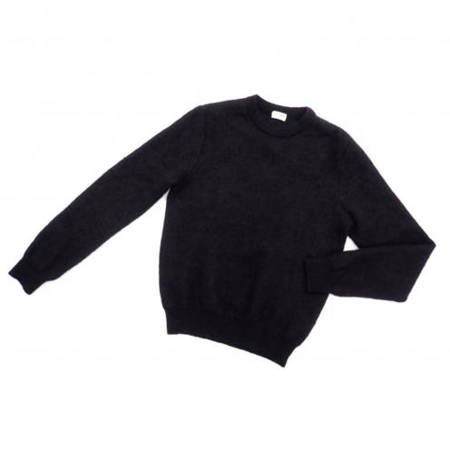 サンローランパリ(SAINT LAURENT PARIS) 2014年 クルーネック 長袖モヘヤニットセーター