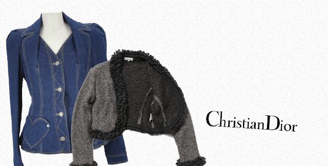 クリスチャンディオールの洋服