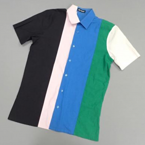 ラフシモンズ(RAF SIMONS) 半袖ドレスシャツ