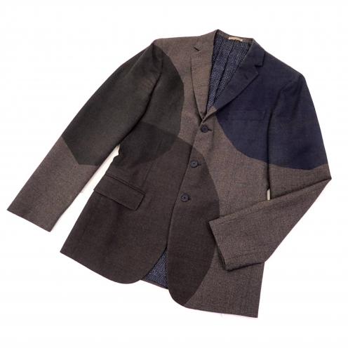 ボッテガヴェネタ(BOTTEGA VENETA) マルチデザイン テーラードジャケット