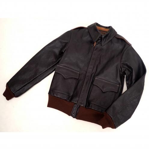 ザリアルマッコイズ(THE REAL McCOYS) A-2 フライトジャケット