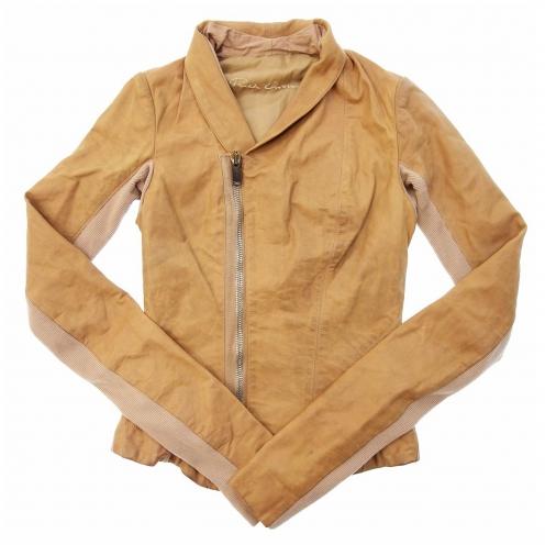 リックオウエンス(Rick Owens) プリンセス バイカー ライダースジャケット