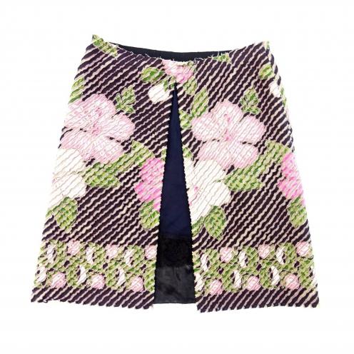 サカイ(Sacai) 2012年SS 花柄 コットンスカート