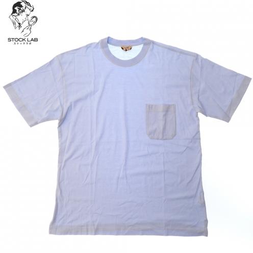 HERMES エルメス Vintage ヴィンテージ ポケットTシャツ