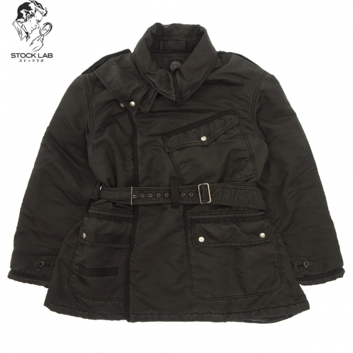 Porter Classic ポータークラシック Super nylon Military Coat