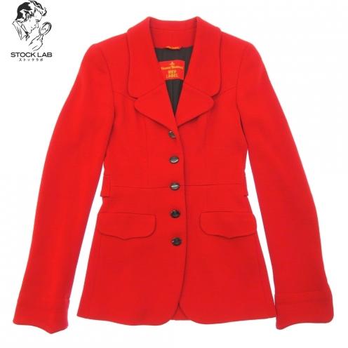 VivienneWestwood redlabel ヴィヴィアンウエストウッド レッドレーベル ウールジャケット