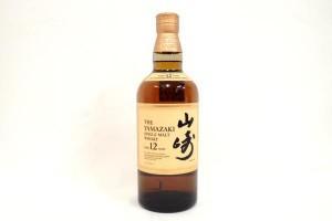 山崎12年 ウイスキー 高価買取いたしました! お酒買取はストックラボにお任せ下さい!