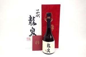 十四代 龍泉 高価買取いたしました!大阪府のお客様より宅配買取でお売りいただきました。 日本酒買取はお任せ下さい!