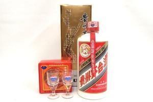 貴州茅台酒(マオタイ酒) 2003年