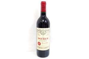 シャトー・ペトリュス 1992年 高価買取いたしました!ワイン買取はストックラボにお任せ下さい!