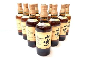 山崎12年 ジャパニーズウイスキー 埼玉県大宮市にお住いのお客様より店頭買取にてお売りいただきました!