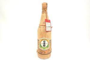 日南娘 甕壷寝かし 新聞巻き 芋焼酎 2007年限定 茨城県のお客様から出張買取で買取ました!