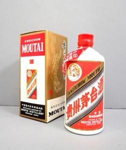 貴州茅台酒(マオタイ酒) 天女 1991年