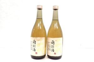 十四代 蘭引酒 オーク樽貯蔵 720ml 米焼酎 香川県高松市の方より高価買取いたしました! 十四代の買取はストックラボにお任せ下さい!
