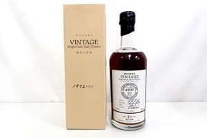 軽井沢(KARUIZAWA) 30年 ヴィンテージウイスキー
