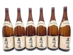森伊蔵(MORIIZO) 本格焼酎 6本セット