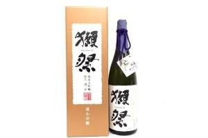 獺祭 純米大吟醸 磨き二割三分 遠心分離 1800ml 宅配買取にて鳥取県米子市のお客様より高価買取いたしました!
