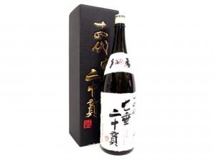 十四代(JUYONDAI) 七垂二十貫 純米大吟醸 16年11月 箱付き