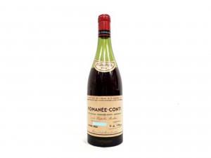 ロマネコンティ(DRC ROMANEE CONTI) 1964年を山梨県山梨市にお住いのお客様より高価買取いたしました。