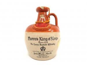 マンローズ キングオブキングス(Munro's King of Kings) 陶器ボトル