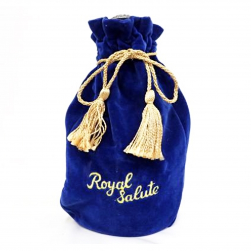 ロイヤルサルート(ROYAL SALUTE) 21年 巾着付き