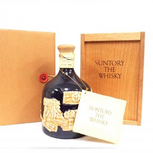 サントリー ザ ウイスキー(SUNTORY THE WHISKY) 陶器ボトル