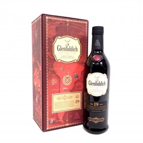 グレンフィディック(Glenfiddich) AGE OF DISCOVERY Scotch Whisky 19年 箱付き