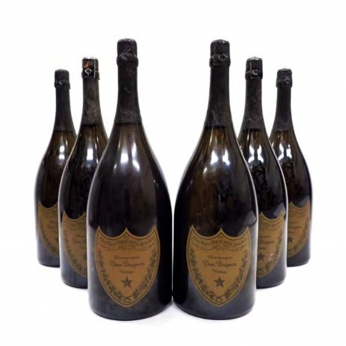 ドンペリニヨン(Dom Perignon) ディスプレイボトル マチュザレム 6本セット