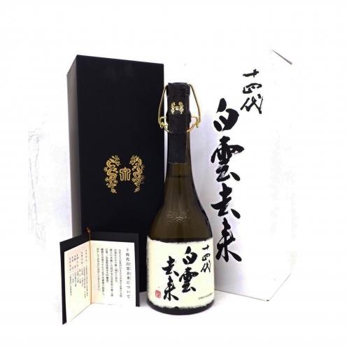 十四代(JUYONDAI) 白雲去来 純米大吟醸熟成 2016年 箱付き