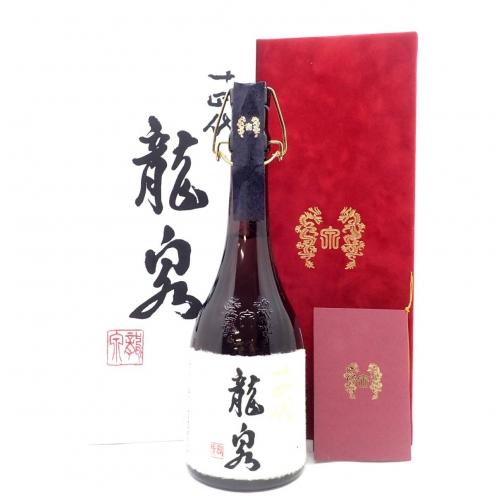 十四代(JUYONDAI) 龍泉 純米大吟醸 熟成 2016年12月 箱付き