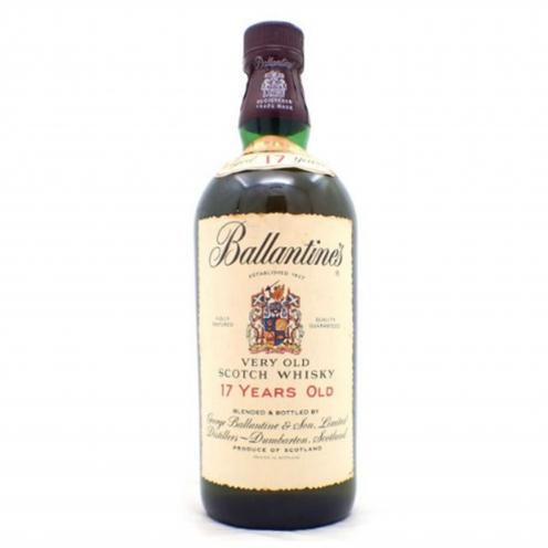 バランタイン(Ballantine's) ベリーオールド 特級 17年