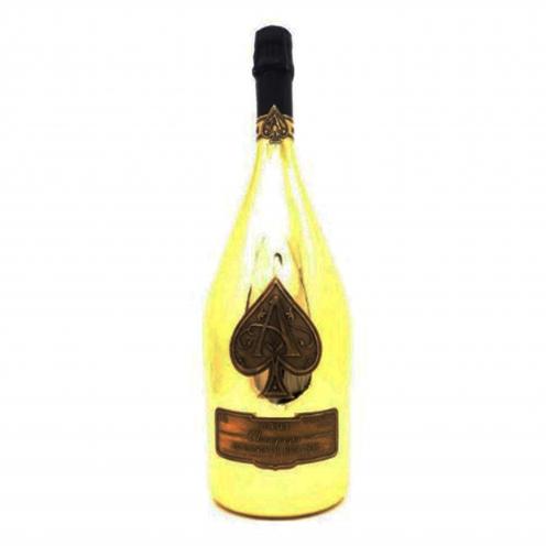 アルマンドブリニャック(ARMAND DE BRIGNAC) ゴールドボトル