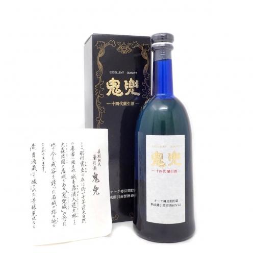 十四代(JUYONDAI)鬼兜 蘭引酒 本格焼酎