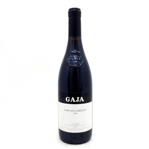 ガヤ (Gaja) ソリ・サン・ロレンツォ 2004