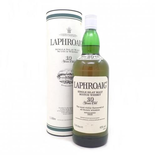 ラフロイグ (laphroaig) 10年  旧ボトル 1140ml
