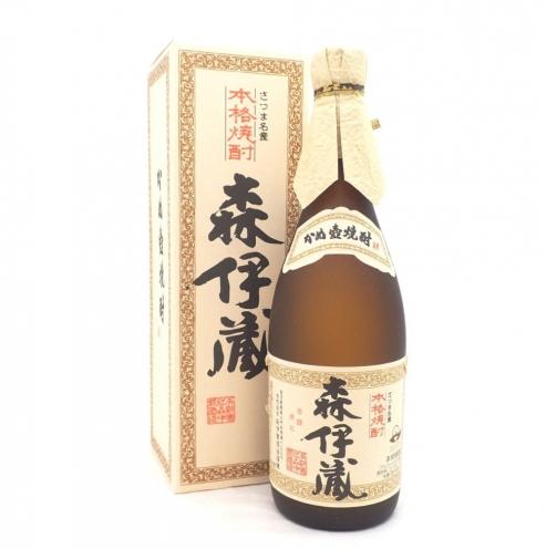 森伊蔵 (もりいぞう) かめ壺焼酎 720ml