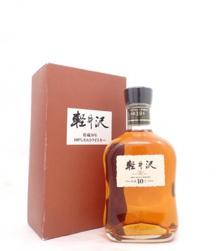 軽井沢 (Karuizawa) 貯蔵10年 100%モルトウイスキー