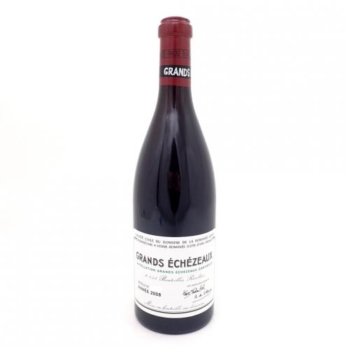 DRCグラン・エシェゾー (Grands Echezeaux) 2008