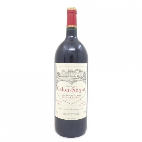 シャトー・カロン・セギュール (Chateau Calon Segur) 1994 マグナムボトル 1500ml