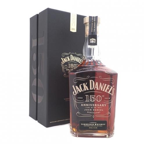 ジャック・ダニエル (Jack Daniel's) 150周年記念ボトル