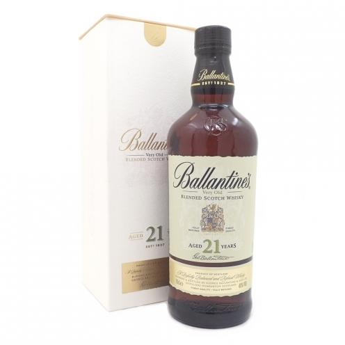 バランタイン (Ballantine's) 21年
