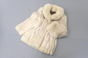 Maria Beverly ブルーフォックス(BLUEFOX) ハーフコートを店頭買取にて東京都港区のお客様より高価買取いたしました。