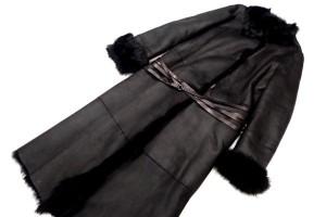 グッチ リアルムートンジャケット ロングコート 高価買取いたしました! 毛皮買取はストックラボにお任せ下さい!