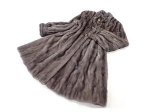ナカムラファー ブルーアイリスミンク ロングコートを店頭買取にて東京都港区のお客様より高価買取いたしました。